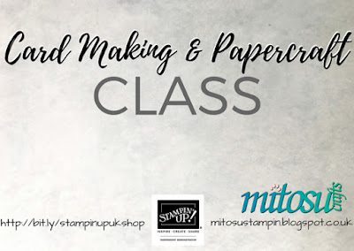 Join Mitosu Crafts' Basingstoke Craft Group at their Cardmaking & Papercraft Class