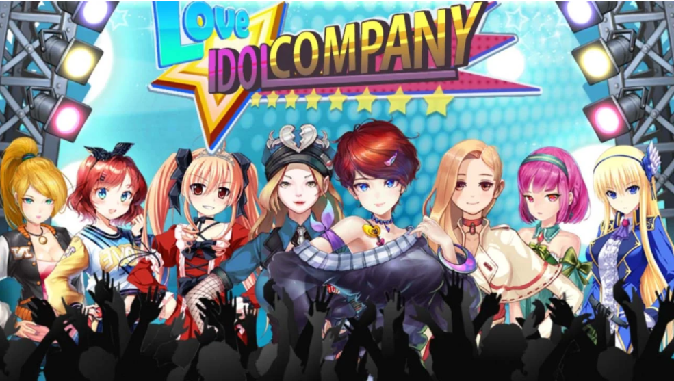 وكالة KPOP IDOL (offline game) Girl Group Inc: Love Kpop Idol في اللعبة سوف تكون الرئيس العب اللعبة مع الإنترنت أو بدونه