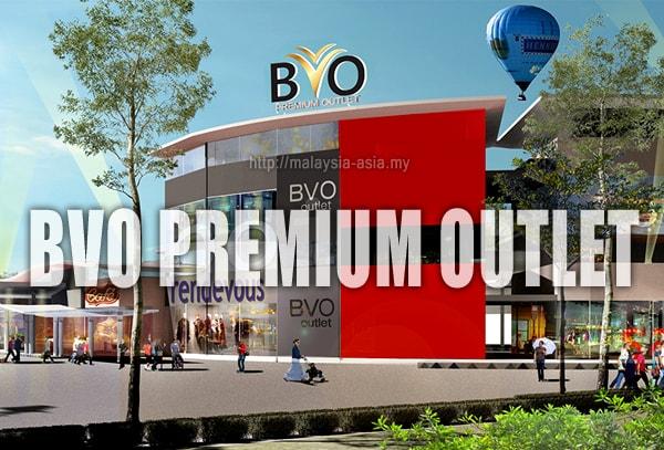BVO Premium Outlet Labuan