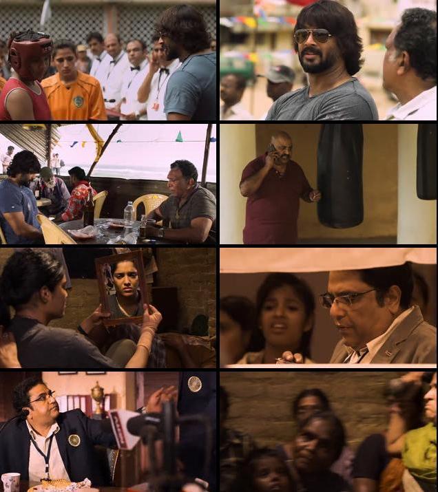 Saala Khadoos 2016 Hindi 480p DVDRip