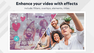 Aplikasi Android FilmoraGo buat Edit Video