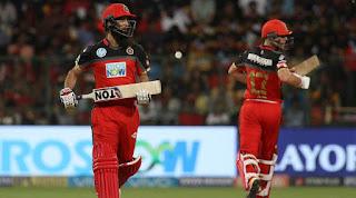 RCB vs SRH 51st Match IPL 2018 Highlights