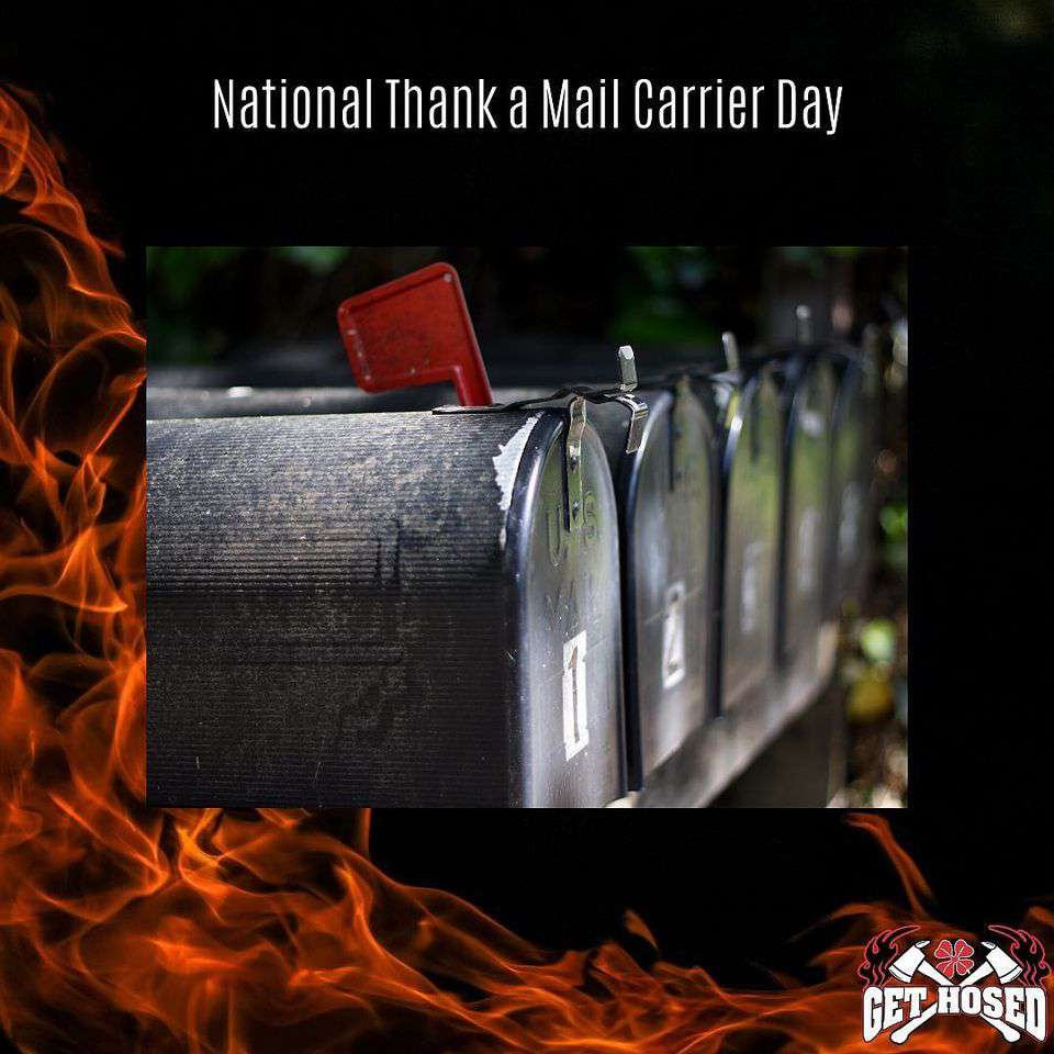 National Thank a Mail Carrier Day Wishes Images