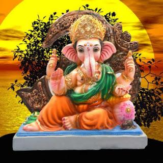 ganpati images dp download