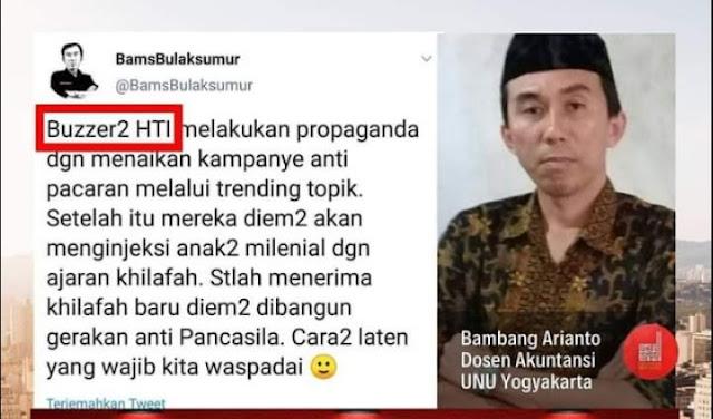 Nasib Tragis Buzzer Jokower Ahoker Pembenci Ulama, FPI dan HTI