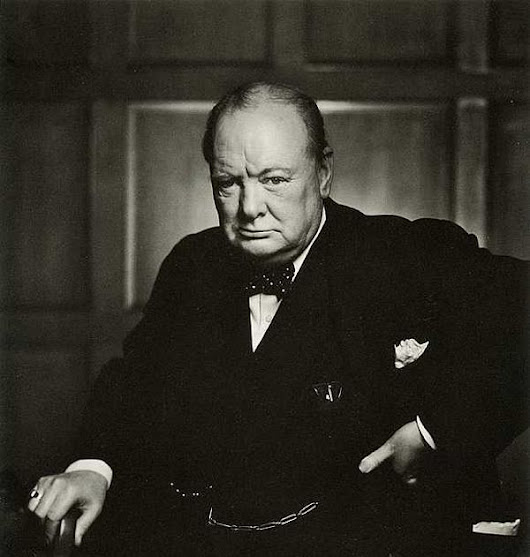 Winston Churchill on the Meaning of Civilization