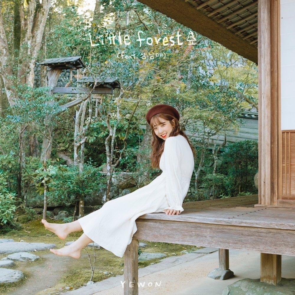 YEWON – Little Forest – Single