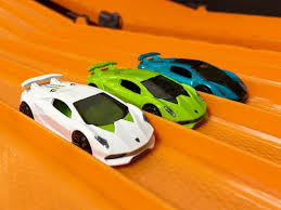 Xe Hotwheels Lamborghini 2