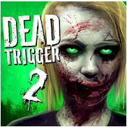 تحميل لعبة DEAD TRIGGER 2 – Zombie  زومبي قناصة البقاء مطلق النار FPS للاندرويد مهكرت بدون نت