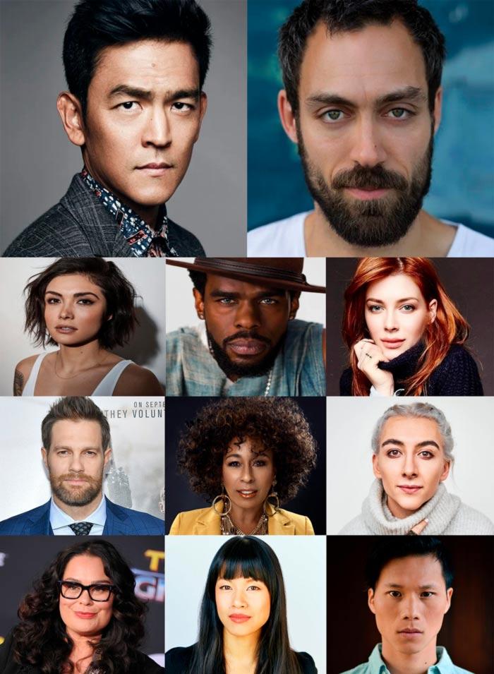 Cowboy Bebop live-action serie - Netflix - reparto
