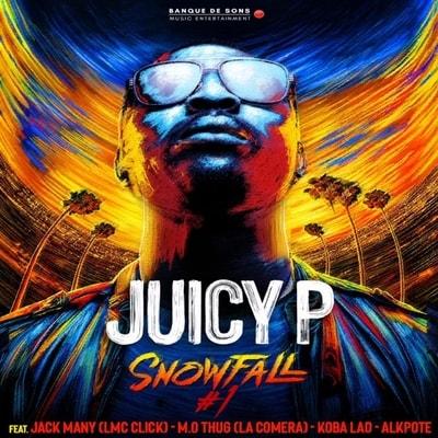 Juicy P - Snowfall 1 (2020) - Album Download, Itunes Cover, Official Cover, Album CD Cover Art, Tracklist, 320KBPS, Zip album