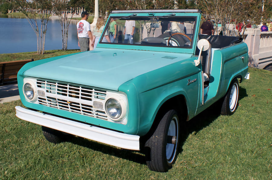 scale model news: 2021 ford bronco revealed: a chance for