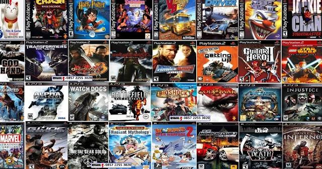 Kumpulan Game PS1