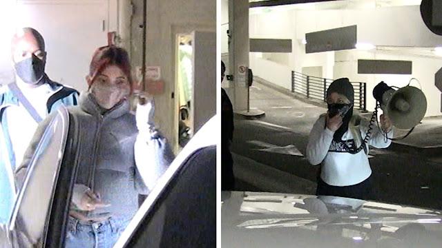 """""""Eres un monstruo"""": Activistas por los derechos de los animales atacaron a Kylie Jenner"""