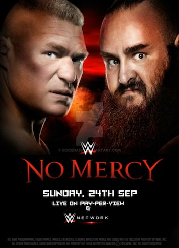 WWE No Mercy 2017 PPV