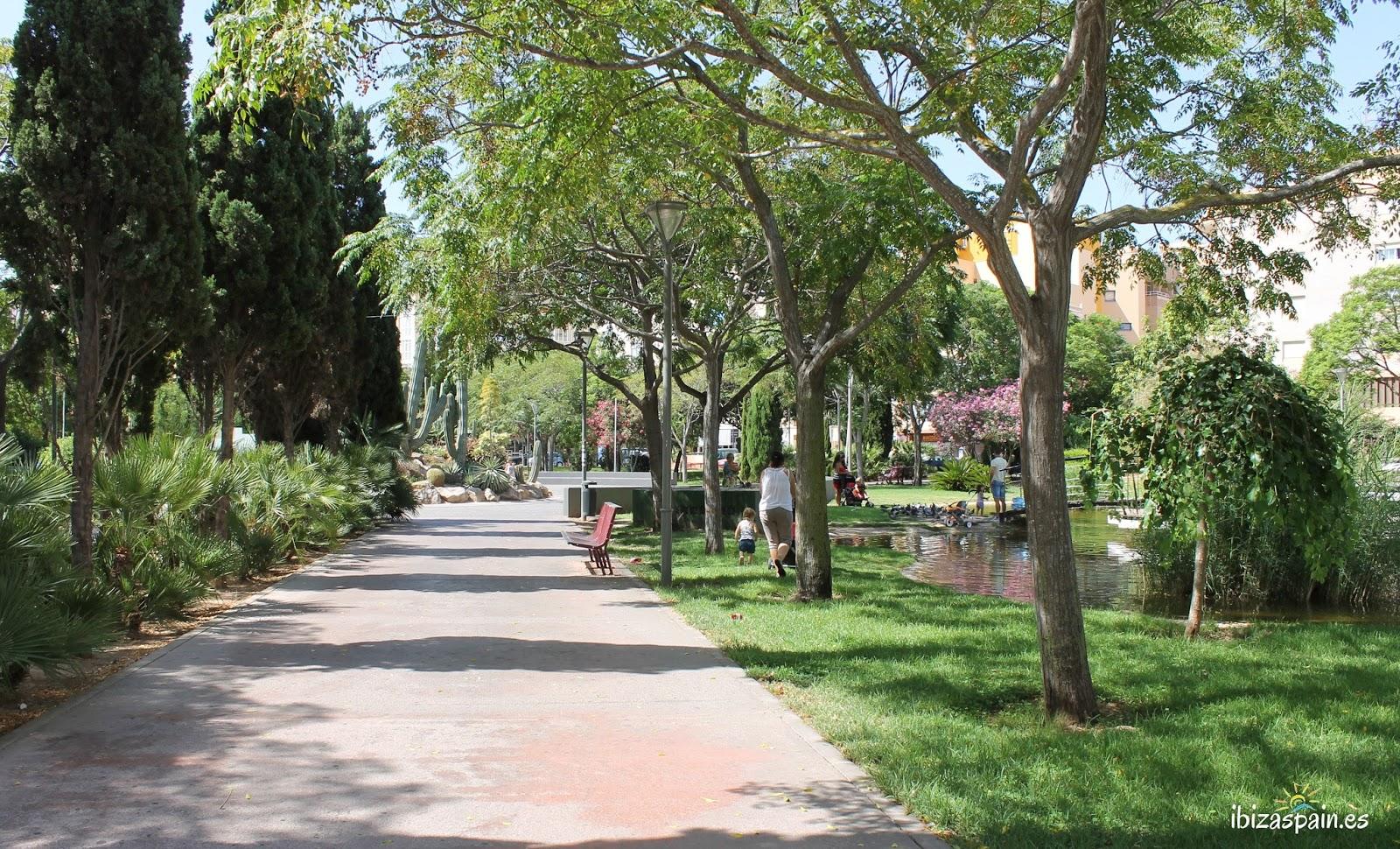 Parque de la Paz Ibiza