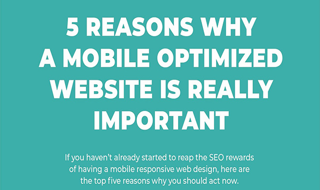 Top 5 Reasons You Need a Responsive Website