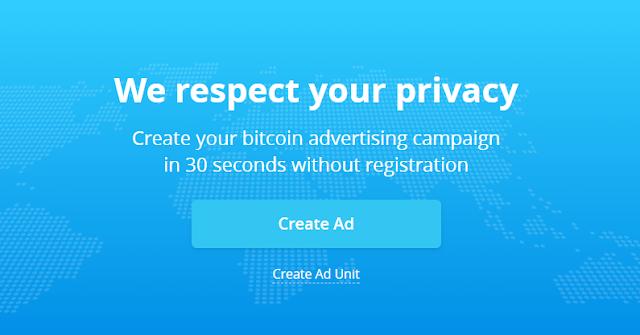 A ADS BITCOIN