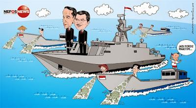 Diplomasi Maritim Indonesia