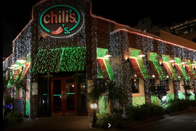 مطعم تشيليز