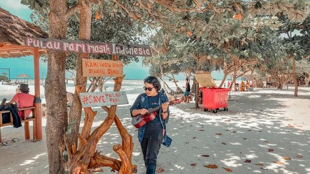 Keseruan Mengujungi Pulai Pari - Kepulauan Seribu