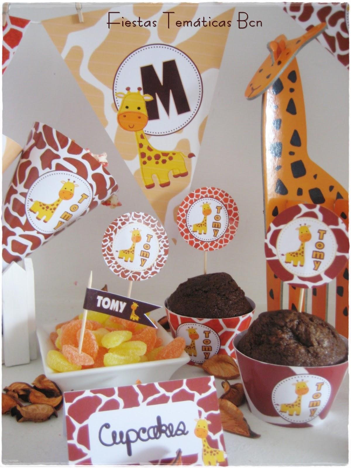 Fiestas Tematicas Bcn Kits De Fiesta Imprimibles Kit Imprimible