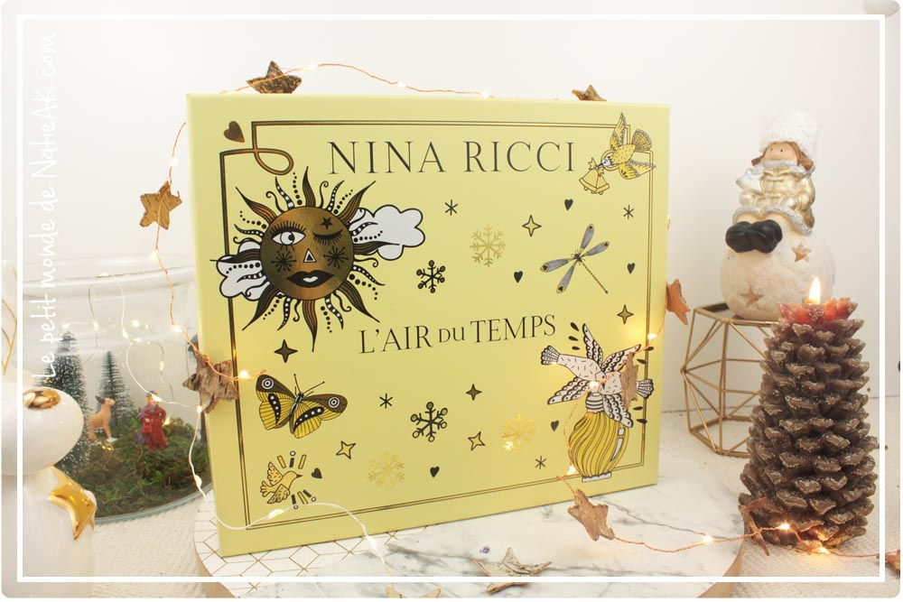 Coffret de Noël L'air du temps