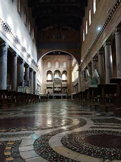 sao lourenco guia de roma1 - Basílica São Paulo Fora dos Muros