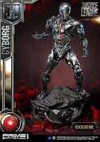 "Pre-order de Cyborg de ""Justice League"" - Prime 1 Studio"