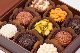 doces gourmet diferenciados