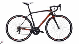 Sepeda Balap Polygon Stratos S5 11speed 105 full