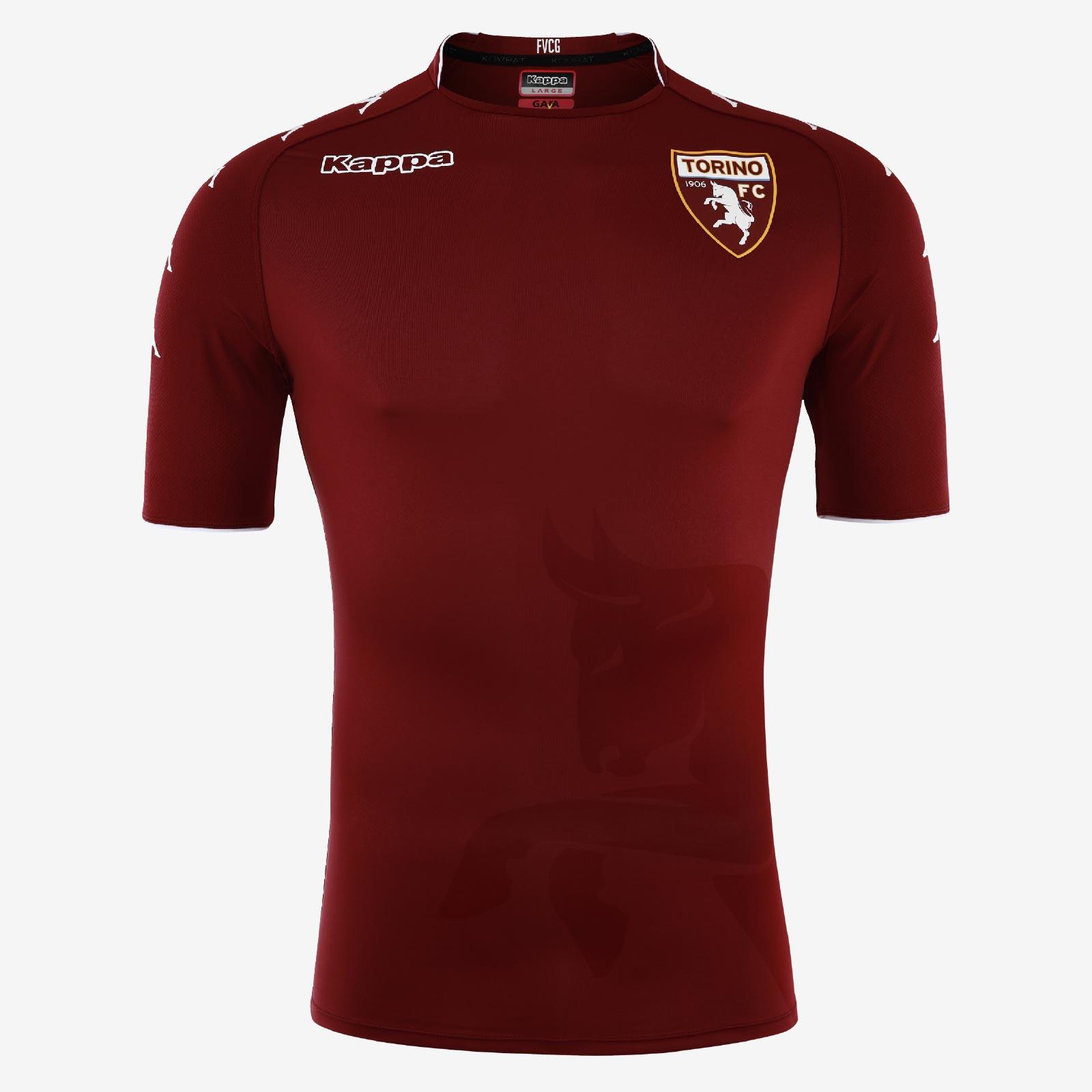 Torino 17 18 home kit revealed footy headlines for Kit tornio