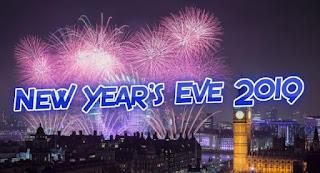 Happy New Year PHOTOS 2019
