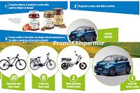 Logo Concorso Rigoni di Asiago : vinci moto elettriche, Ebike,mountain bike e Smart EQ
