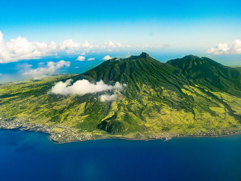 Volcanian Monte Liamuiga