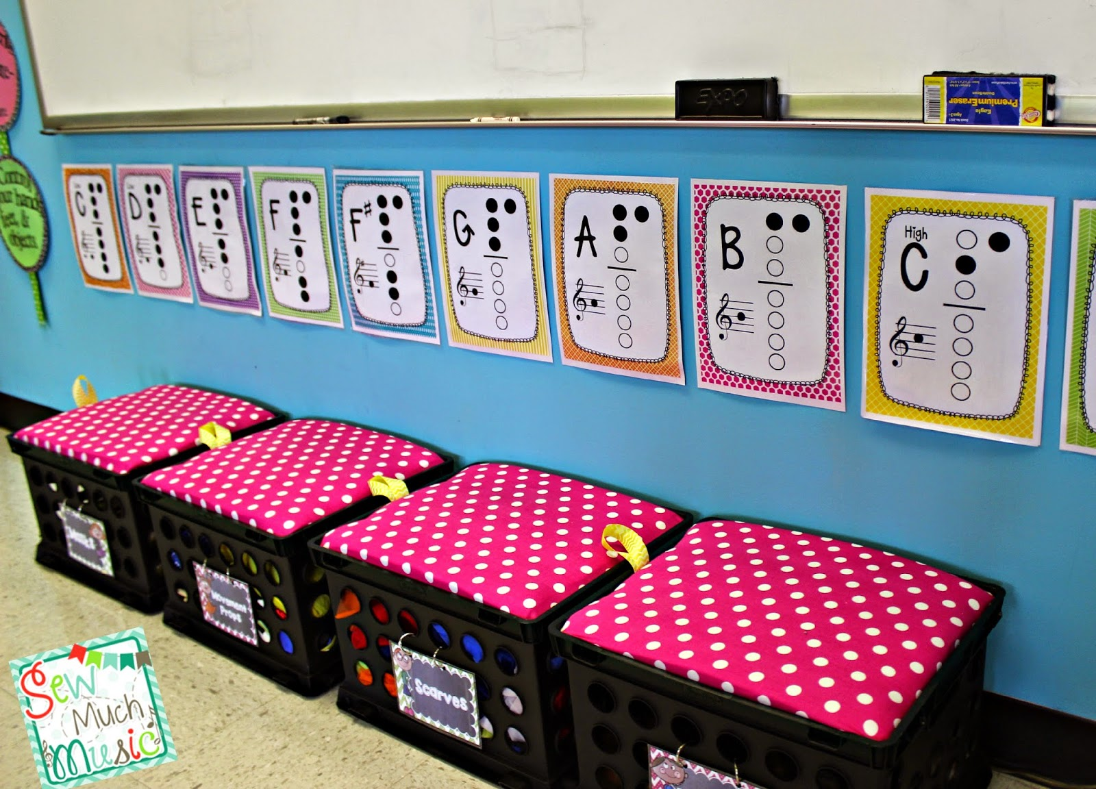 Classroom Dress Up Ideas ~ Sew much music classroom organization bts hop