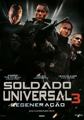 Soldado Universal 3: Regeneração - DVDRip Dual Áudio