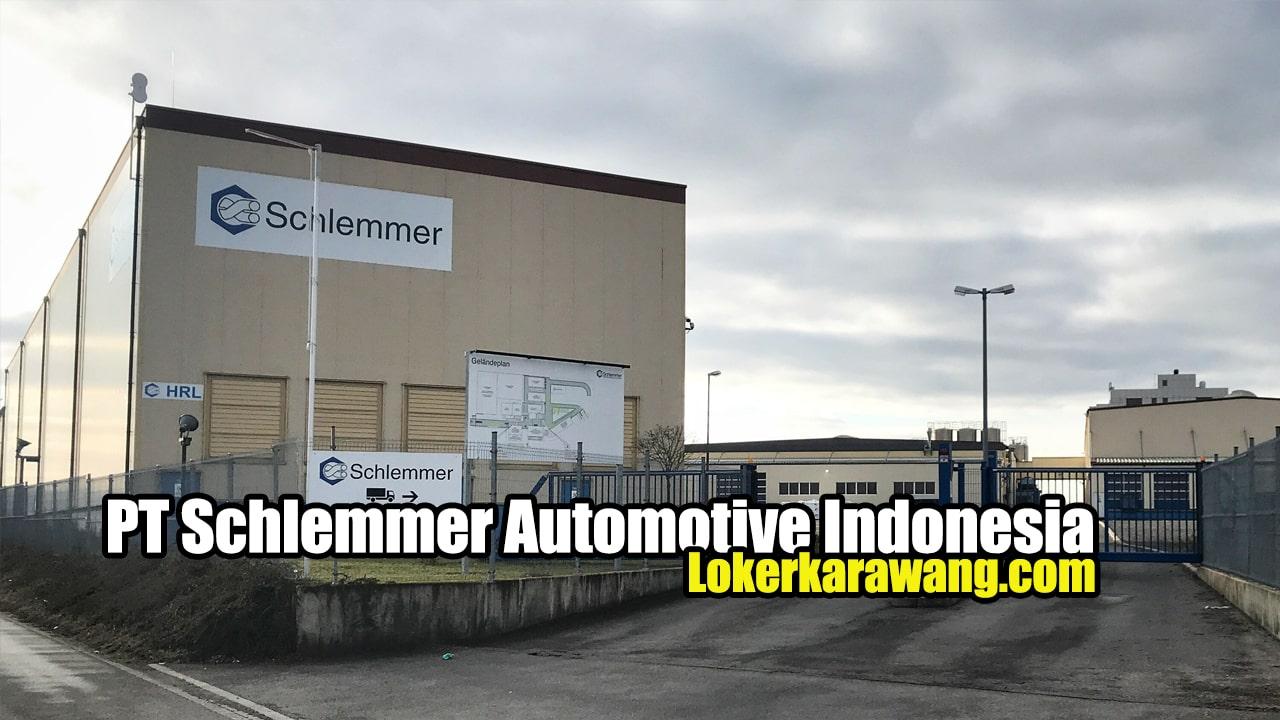 PT Schlemmer Automotive Indonesia Cikarang