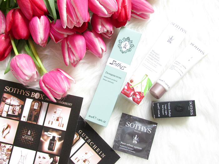Sothys Paris - Beauty Box ohne Abo - 29.90 Euro