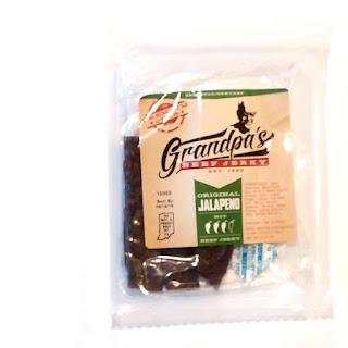 grandpas beef jerky