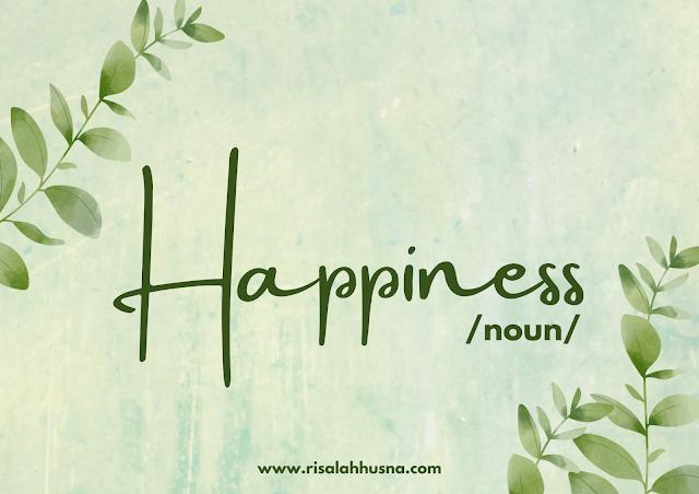 Cara Bahagia