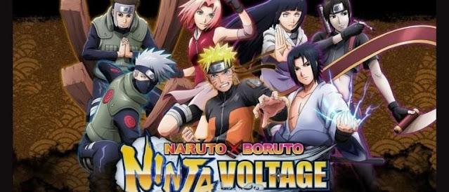 Download Naruto X Boruto Ninja Voltage MOD APK v8.4.0 (Unlimited Shinobite & Money)