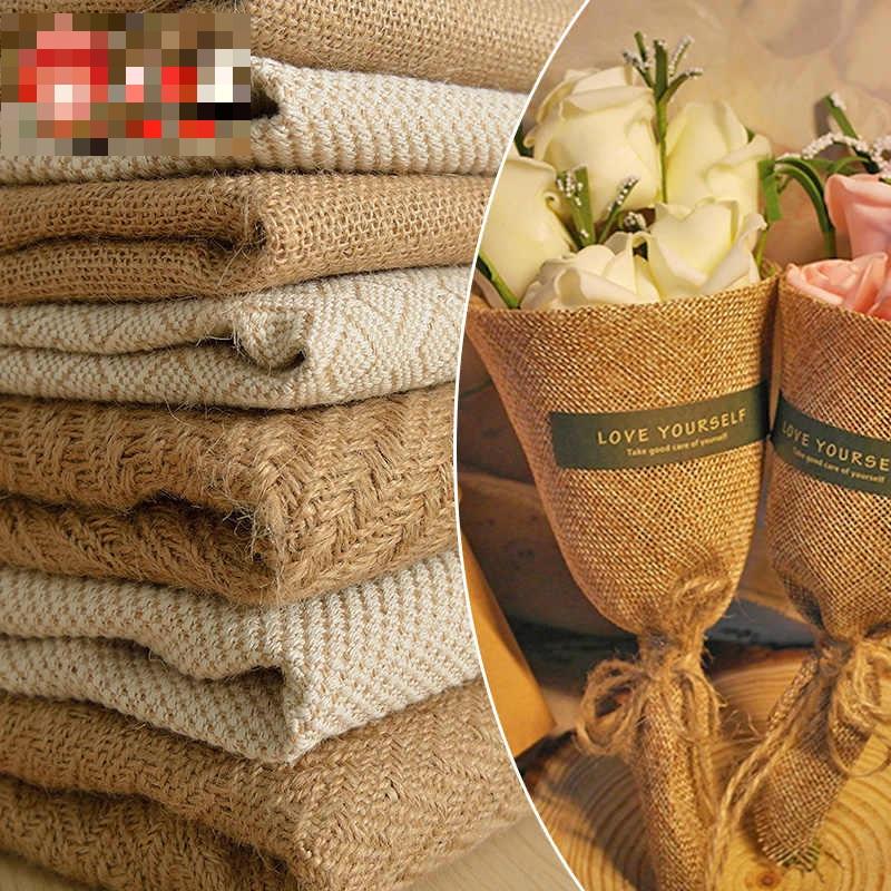 Vải đay được sử dụng làm túi đựng và trang trí nội thất