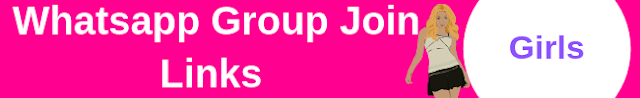 Whatsapp Group Join Links Girl