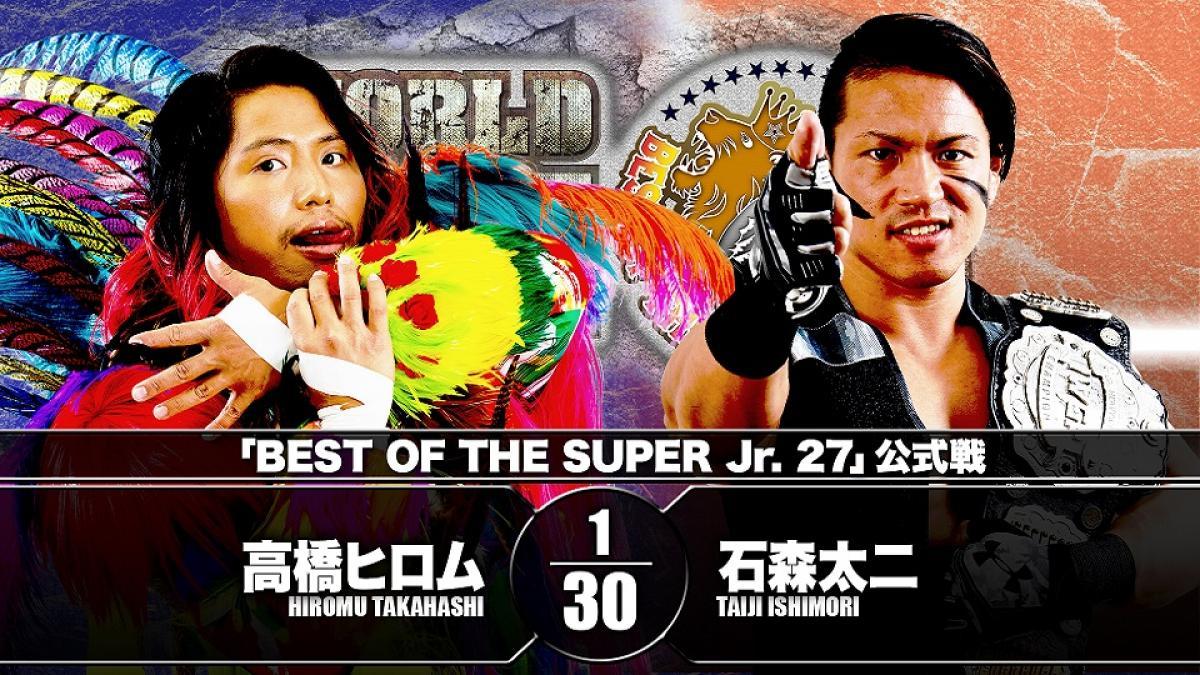 Cobertura: NJPW World Tag League & BOSJ – Day 1 – A bomba estourou!