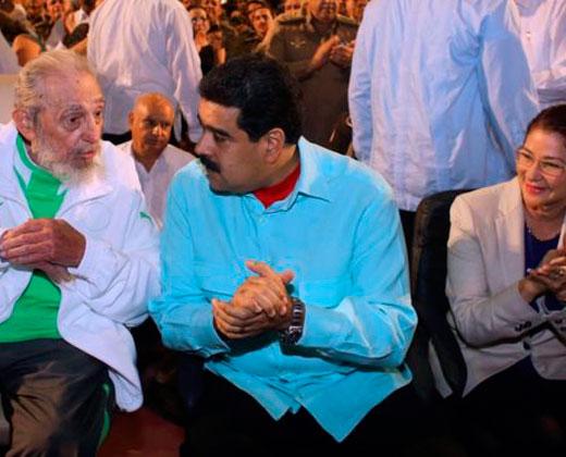 Así celebró Fidel Castro su cumpleaños número 90 en La Habana