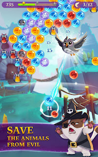 Bubble Witch 3 Saga Mod Apk v2.4.4 Terbaru