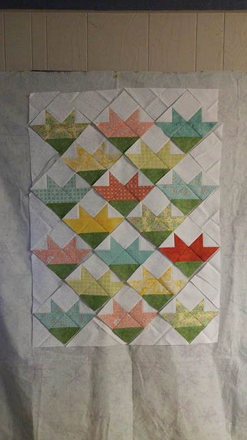 Carolina Lily Project Quilting Challenge Quilt
