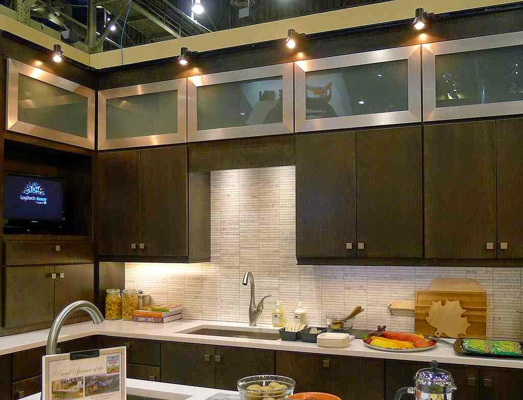 Kitchen Led Track Lighting Led Kitchen Lighting