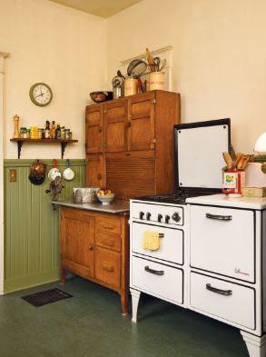 1930s kitchen sink